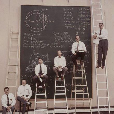 NASA Before PowerPoint In 1961