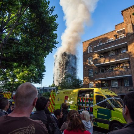 Grenfell woman who was feared dead is alive thanks to hero firefighter