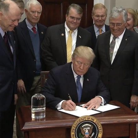 President Signs New Space Policy Directive