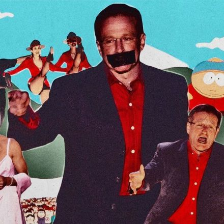 "Robin Williams, an Acid Trip, and Moral Panic: The Story of ""Blame Canada"" at the Oscars"