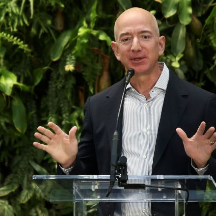 Amazon's Jeff Bezos pledges $10 billion to launch Earth Fund for combating climate change