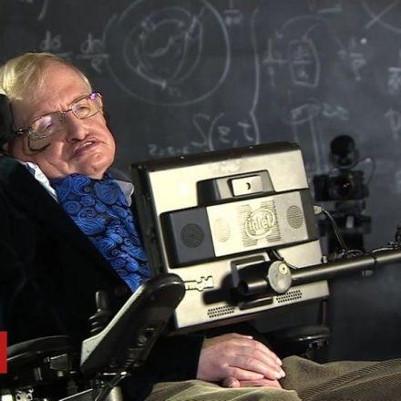 Prof Hawking's multiverse finale