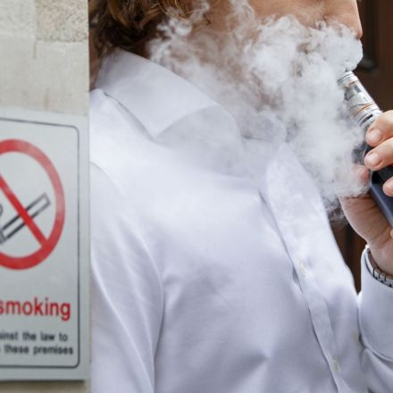 Vaping is 95% safer than smoking and doesn't get kids hooked, claims Public Health England