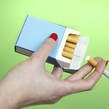Smoking Fewer Than 5 Cigarettes a Day Damages Your Lungs Almost as Much as a Whole Pack, Study Says