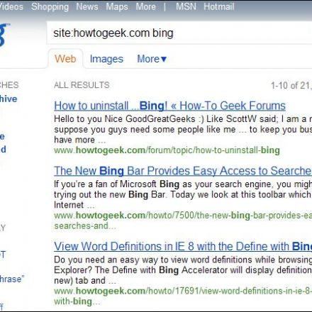 how to do an advanced google search