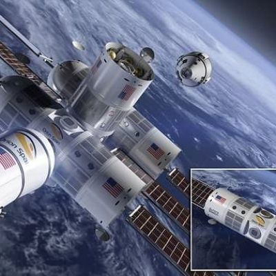 Space hotel will offer zero gravity accommodation for space tourists