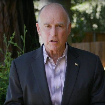 Jerry Brown Announces a Climate Summit Meeting in California