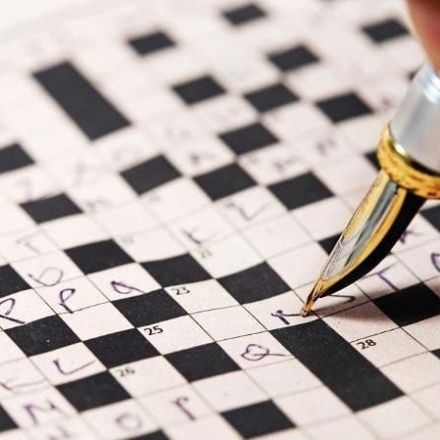 Crossword lovers have brains which are 10 years younger than their age, study finds