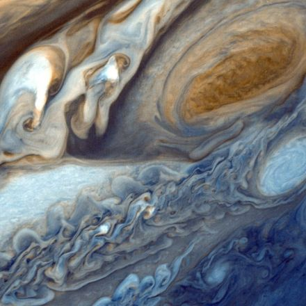 Jupiter's Great Red Spot is Sunburn, NASA Scientists Say