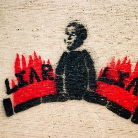 The Mysterious Origins of the Phrase 'Liar, Liar, Pants on Fire'
