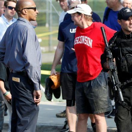 Republican congressman among several shot at Virginia ballpark