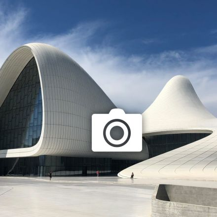 The Surreal Architecture Porn of Baku, Azerbaijan